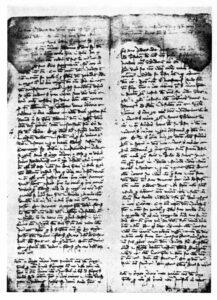 Documenti Storici La professione del Notaio