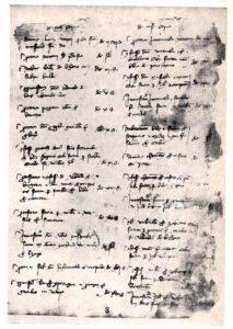 Documenti Storici Consiglio Notarile di Brescia