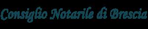 Consiglio Notarile Brescia - Logo